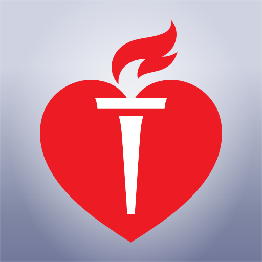 Pocket First Aid & CPR from the American Heart Association app icon