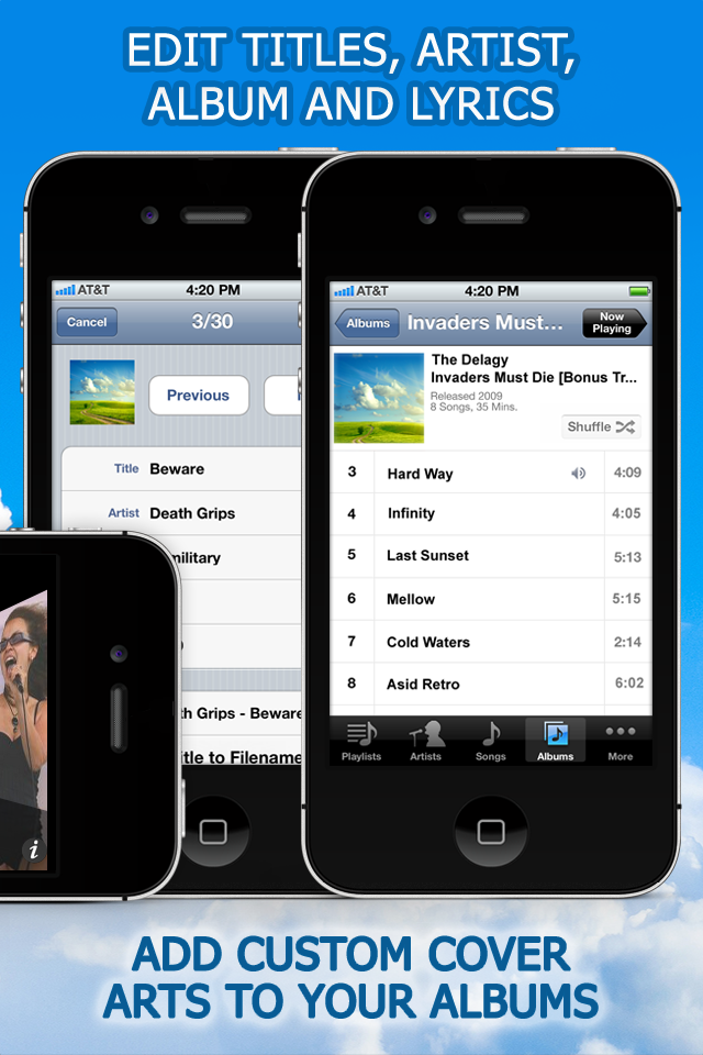 Free iPhone Music Applications