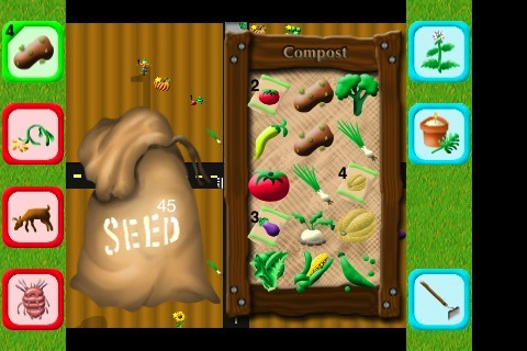 Screenshot Garden Cards